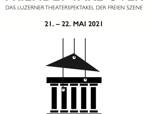 FRIENDLY TAKE OVER 2 | Luzerner Theater Mai 2021
