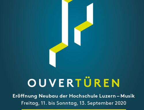 Eröffnung der Hochschule Luzern – Musik auf dem Kampus Südpol